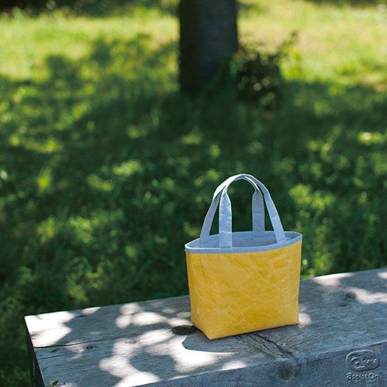 2014年夏の色、レモンイエローができました。SIWA・紙和の風合いを生かした、さわやかな夏色、限定制作です。